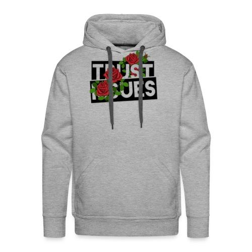 Trust Issues by Bleakasm - Men's Premium Hoodie