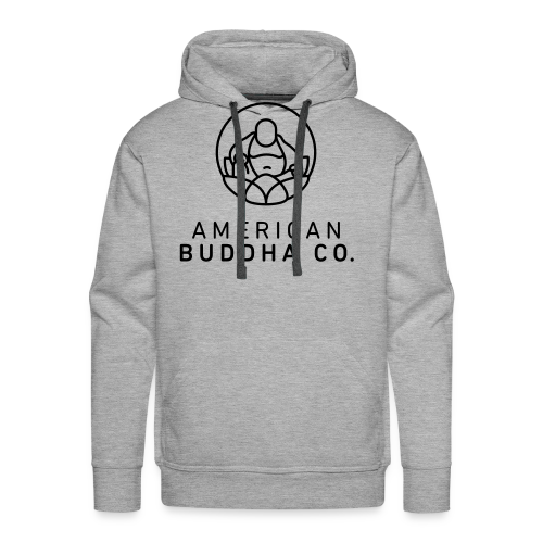 AMERICAN BUDDHA CO. ORIGINAL - Men's Premium Hoodie