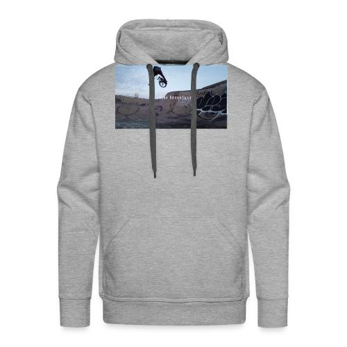 banner tshirt - Men's Premium Hoodie