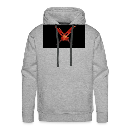 Hipixel Warlords Cross-Swords - Men's Premium Hoodie