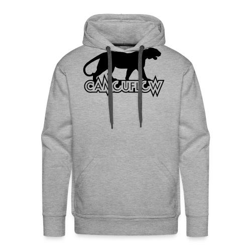Camouflow Panther Logo - Men's Premium Hoodie