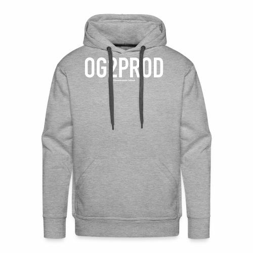 OG2PROD Gamerosvarane - Men's Premium Hoodie