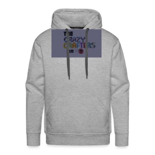 The CrAzY Crafters - Men's Premium Hoodie