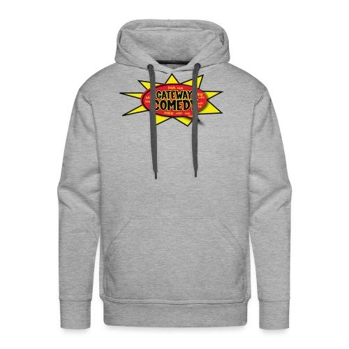 Gateway Comedy Shirt Design - Men's Premium Hoodie