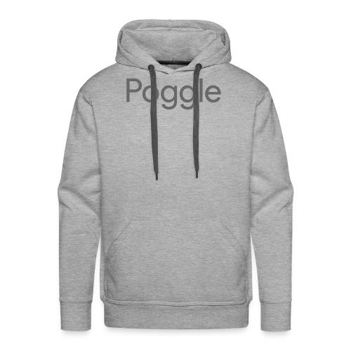 Poggle Men's T-Shirt - Men's Premium Hoodie