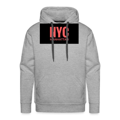 NYC Fan Love - Men's Premium Hoodie