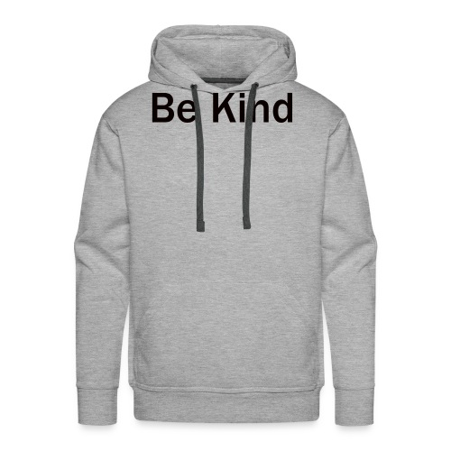 Be_Kind - Men's Premium Hoodie