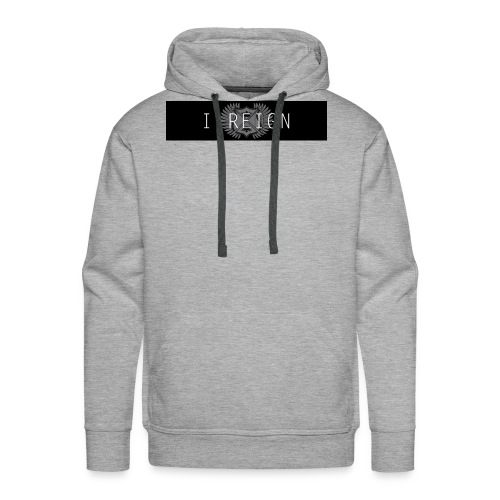 iREIGN Black Design - Men's Premium Hoodie