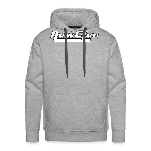 The Clan B&W - Men's Premium Hoodie