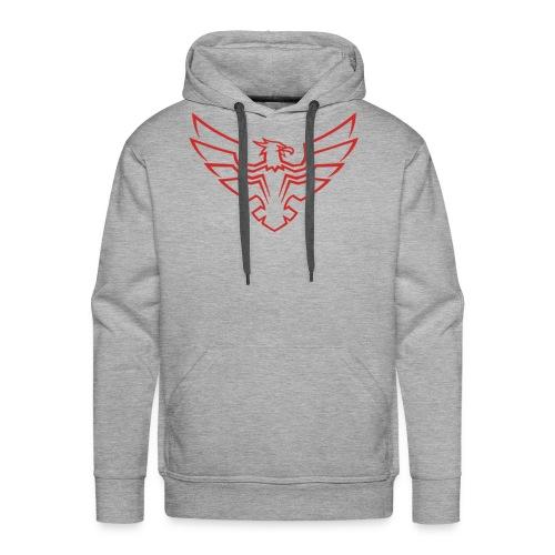 Kevin Be a Hawk [LIMTED] - Men's Premium Hoodie