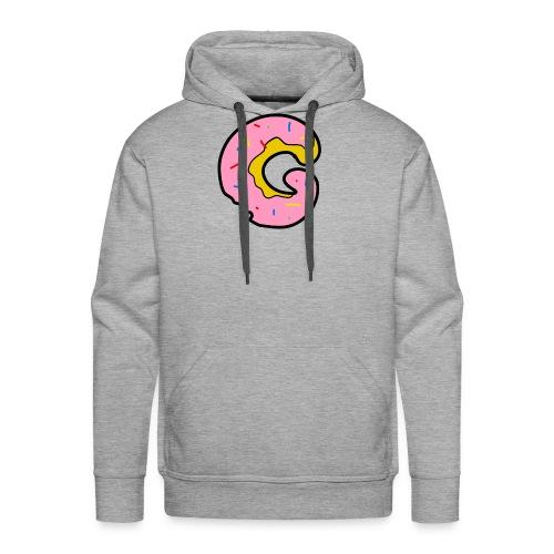 Donut G - Men's Premium Hoodie