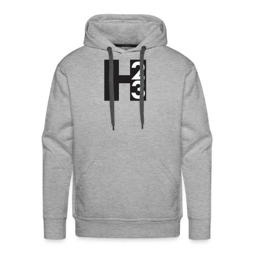 H23 Logo - Men's Premium Hoodie