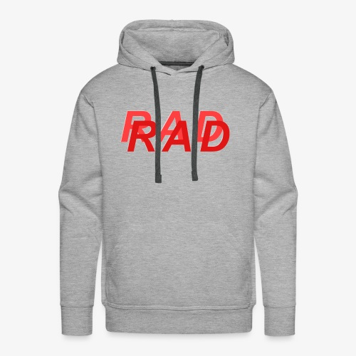 RAD IN RED - Men's Premium Hoodie