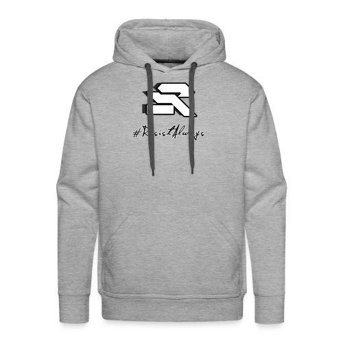 #ResistAlways Shirt - Men's Premium Hoodie