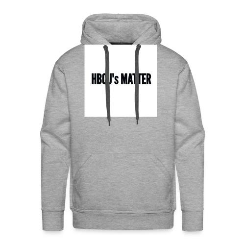 HBCU's Matter - Men's Premium Hoodie
