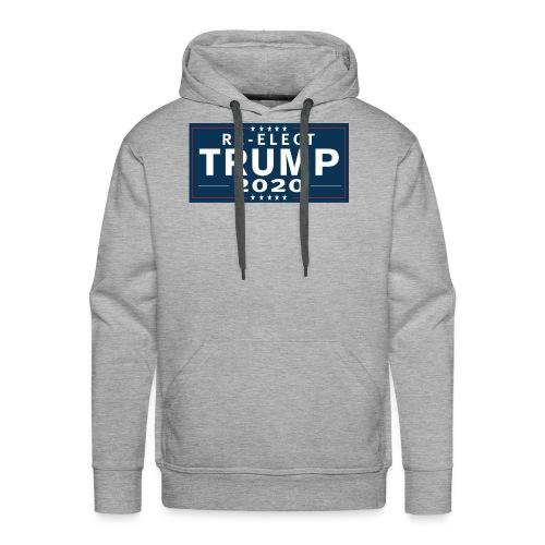 Trump 2020 Merchandise - Men's Premium Hoodie
