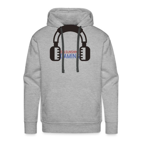 salsunshine gaming logo - Men's Premium Hoodie