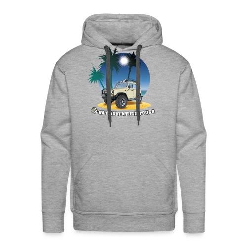 G'day Adventure Tours - Men's Premium Hoodie