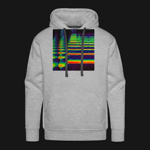 Aurora Single Cover - Men's Premium Hoodie