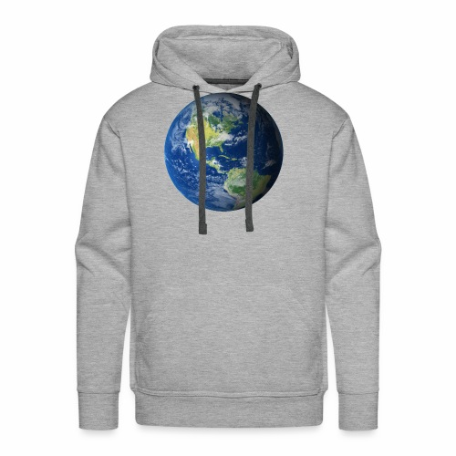 Get On Our Planet Gym Apparel - Men's Premium Hoodie