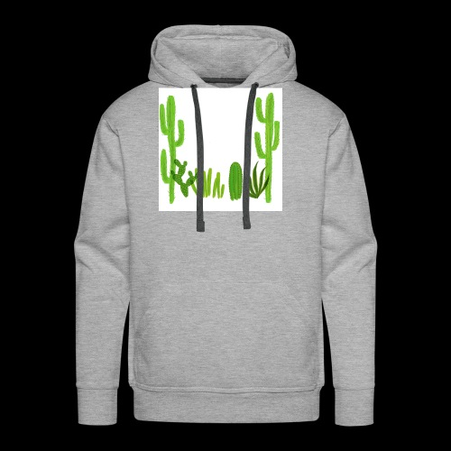cacti shirt - Men's Premium Hoodie