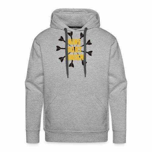 9 Dart Finish Shirt - Men's Premium Hoodie