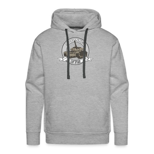 Centurion: 50 Tonnes of Fun - Men's Premium Hoodie