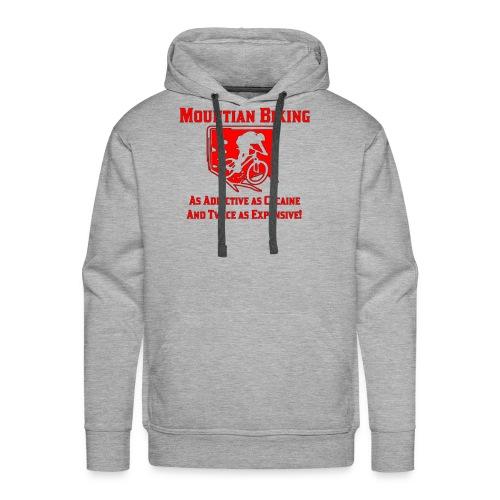 Addictive! - Men's Premium Hoodie