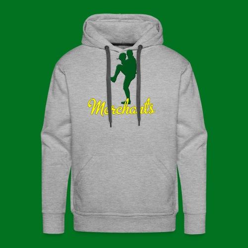 Merchant Pitcher - Men's Premium Hoodie