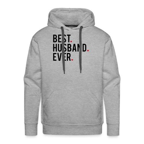 best husband ever - Men's Premium Hoodie