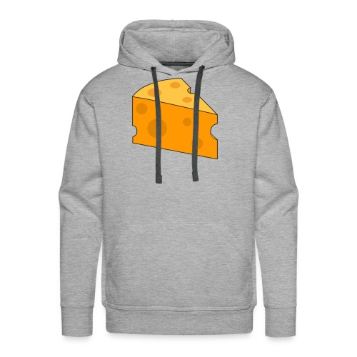 Cheese Design - Men's Premium Hoodie