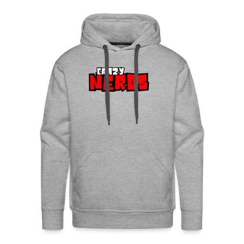 CRAZY NERDS - Men's Premium Hoodie