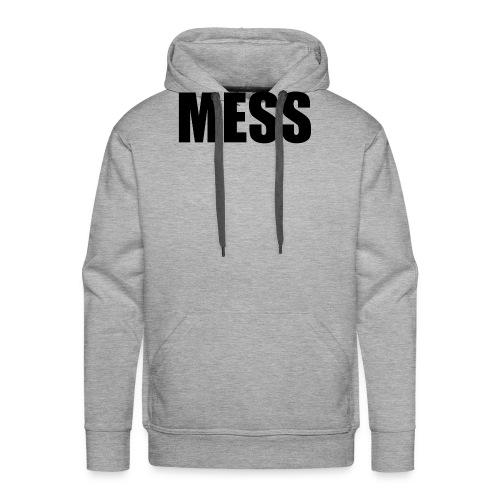 MESS - Men's Premium Hoodie