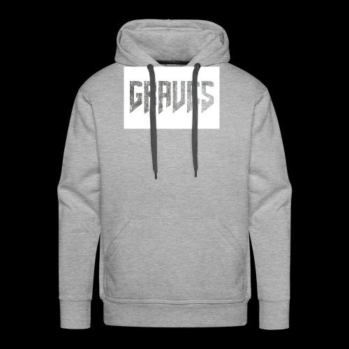 Graves Logo - Men's Premium Hoodie