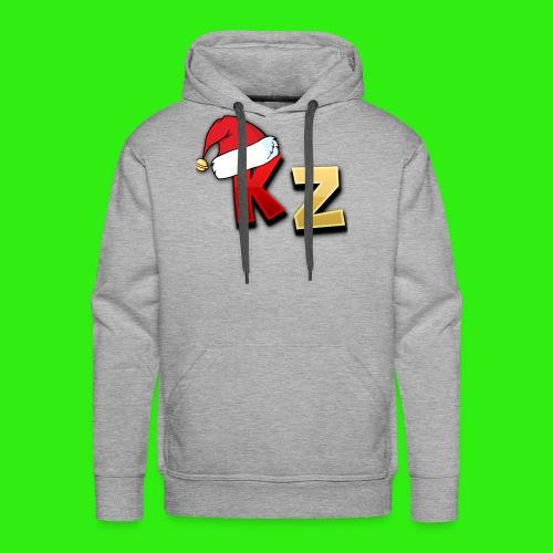 KaptainZay Christmas - Men's Premium Hoodie