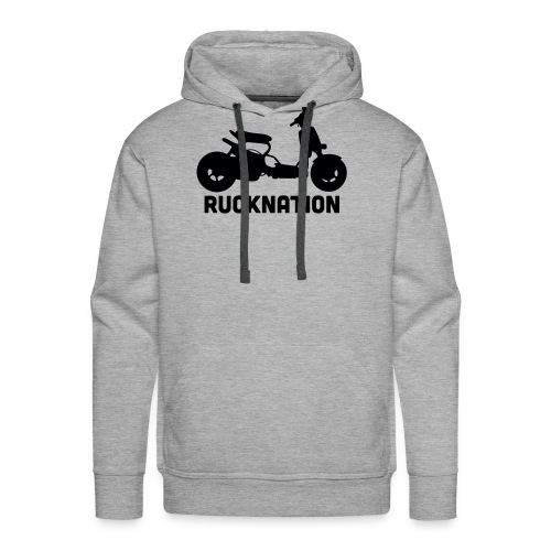Ruckus rucknation - Men's Premium Hoodie