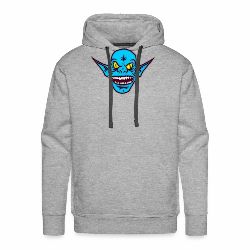Monstre 01 - Men's Premium Hoodie