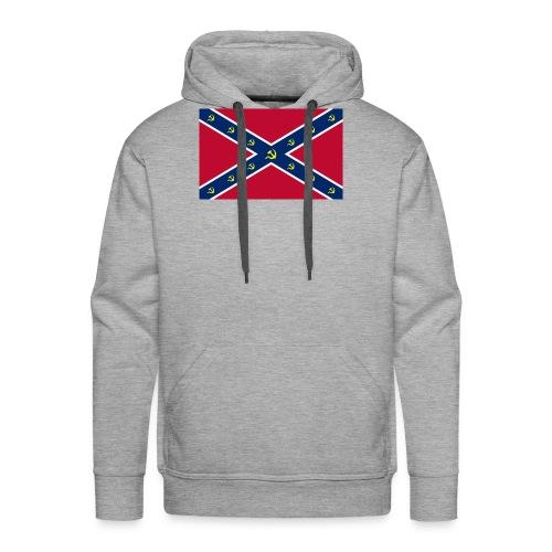 Confederate Communism - Men's Premium Hoodie