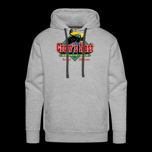 Crows Nest Joliet - Men's Premium Hoodie