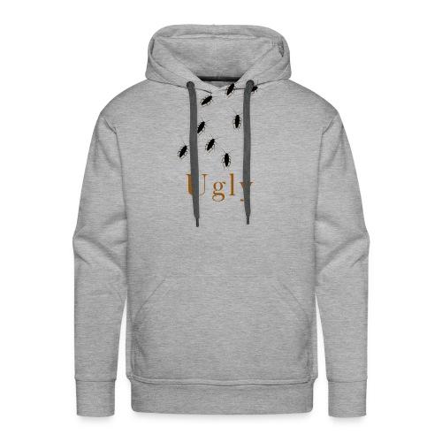 Ugly Roach Design 2 - Men's Premium Hoodie