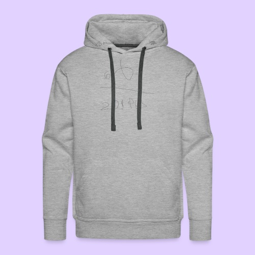 New Canvas.png - Men's Premium Hoodie