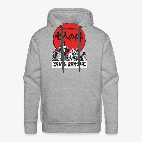 Seven Samurai - Men's Premium Hoodie