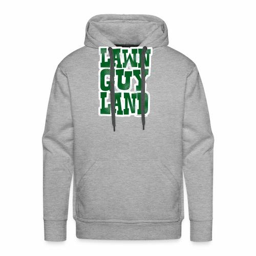 Lawn Guy Land New York - Men's Premium Hoodie