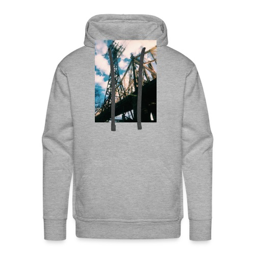 Ed Koch bridge - Men's Premium Hoodie