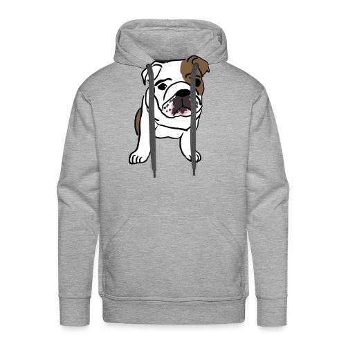Cute Pug - Men's Premium Hoodie