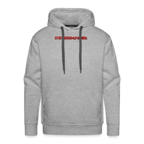 stephenxb42gamer logo - Men's Premium Hoodie