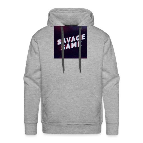 Real Savage - Men's Premium Hoodie