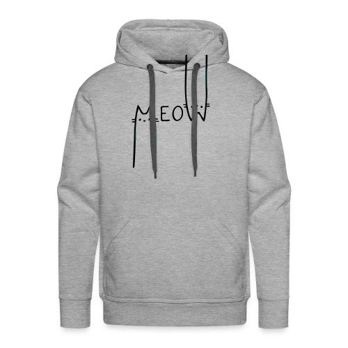 Citizen Meow - Men's Premium Hoodie