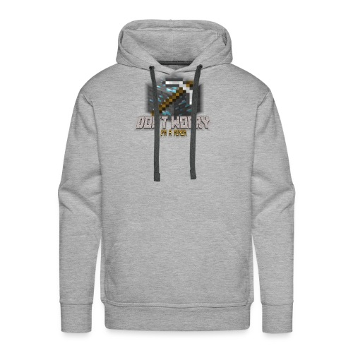 Miner Products - Men's Premium Hoodie