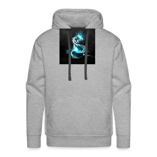 CrazyPlayz Official T-Shirt - Men's Premium Hoodie